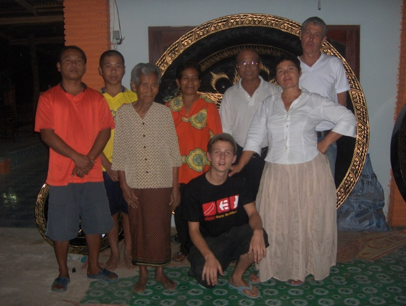Gong_familly